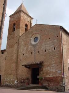 Chiesa di Certaldo