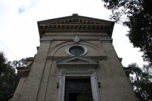 Santa Maria Scala Coeli-Roma