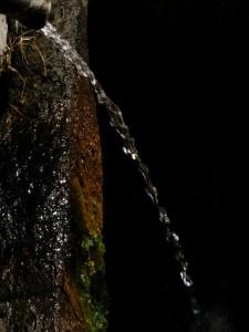 Acqua fersca