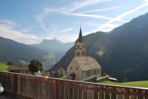 la chiesetta della frazione di Bulla