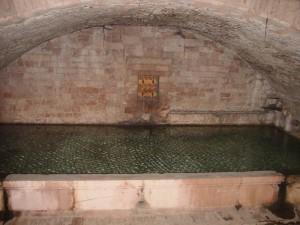Assisi - Fontana Foro