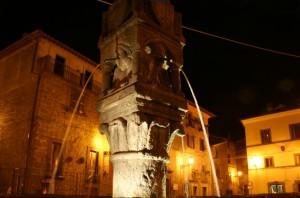 Vitorchiano fontana medioevale