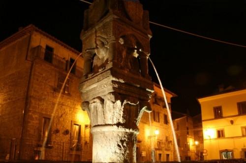 Vitorchiano - Vitorchiano fontana medioevale