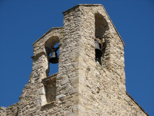 Grottole - Il vecchio campanile