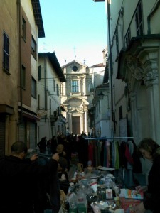 San Filippo e il mercato delle pulci