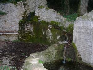 Fontana di San Cristoforo 1959