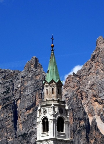 Cortina d'Ampezzo - Campanile Cortina d'Ampezzo
