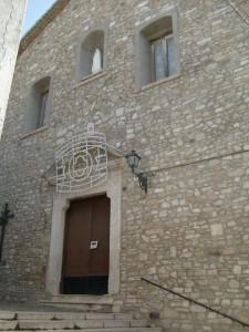 Chiesa Madre S:Nicola di Mira San Marco la catola.