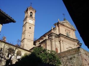 Chiesa di S.Antonio Abate -scorcio-