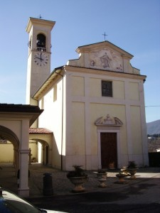 la chiesetta di Gazzolo