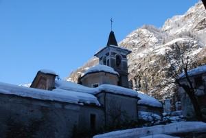 Santuario di Voury, dedicato a Notre Dame des Grâces
