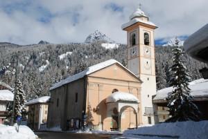 Chiesa Parrocchiale di Sant'Anna a Champoluc