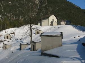 La chiesa sul Calvario.