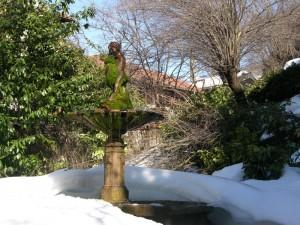 La Fontana di Villa Scarzella