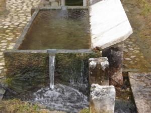 Fontana Lavatoio NR 2 - Particolare