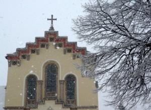Chiesa della Natività di Maria - particolare