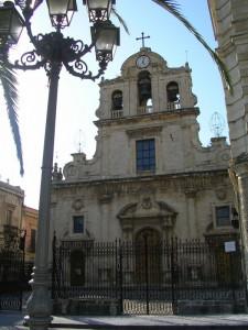 San Alfio, santa Tecla e san Cirino