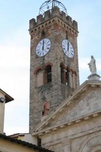 Campanile della Collegiata di Santa Maria Assunta
