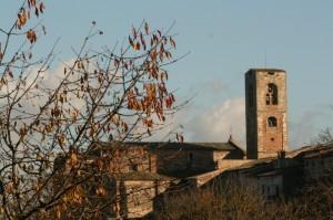 Campanile del Duomo di Colle