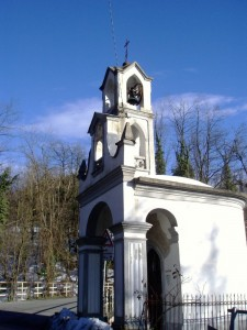Cappella votiva a Spigno
