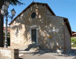 S.Lorenzo a Cave