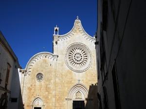 Facciata cattedrale Ostuni