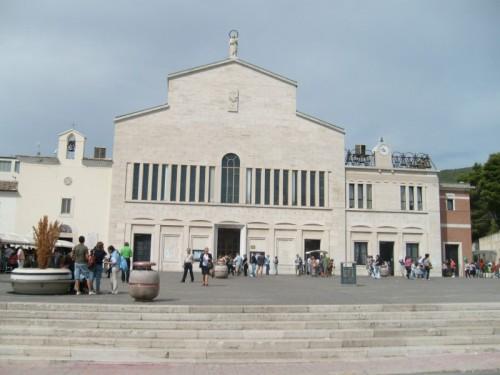 San Giovanni Rotondo - Santuario Santa Maria delle Grazie.