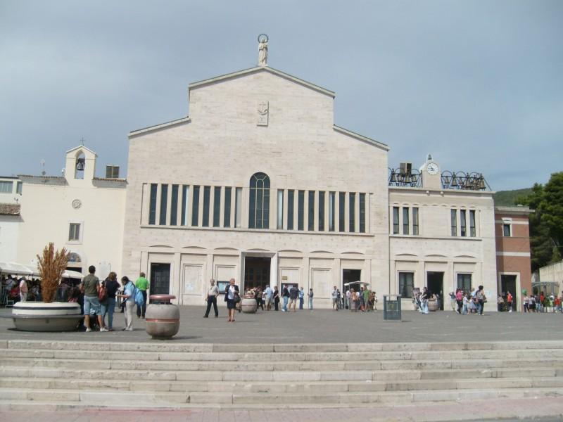 ''Santuario Santa Maria delle Grazie.'' - San Giovanni Rotondo