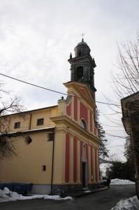 chiesa di cabanne
