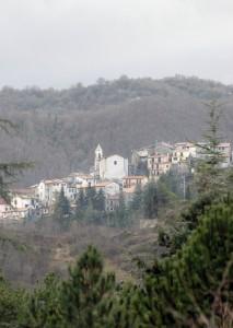 Vallinfreda - San Michele Arcangelo