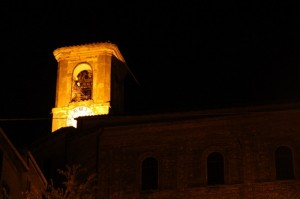Belmonte in Sabina - Campanile di San Salvatore