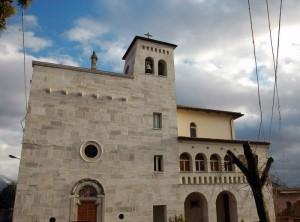 Collalto Sabino - Santuario di Santa Maria