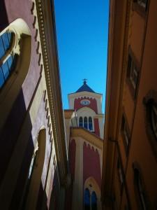 Chiavari, Chiesa di S. Antonio