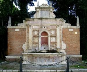 Fonte del Veggio (1615-1642)