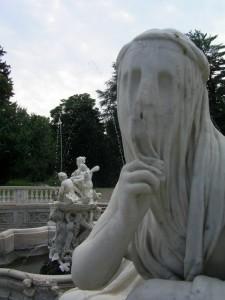 giardino di villa Litta