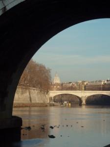 Lungo Tevere che Accarezzi Roma