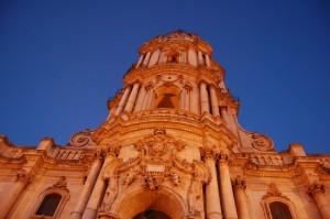 Duomo San Giorgio al tramonto