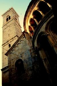 s.maria maggiore, abside