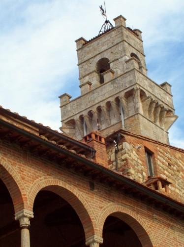 Montepulciano - scorcio dal retro