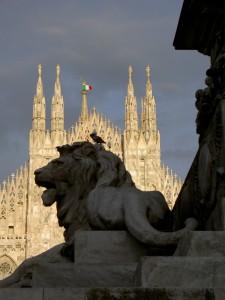 Il Duomo e il Leone