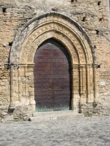 Portale Gotico della Chiesa di S Francesco