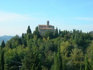Il santuario del Monticino