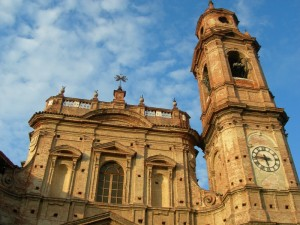 Villa Pasquali: la parrocchiale