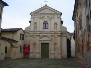 L'appartata chiesa di S.Rocco