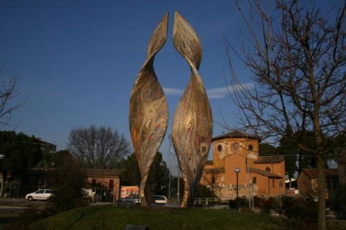 Ravenna - Marco Bravura's fountain