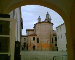 La Cappella Ducale di San Liborio (abside)