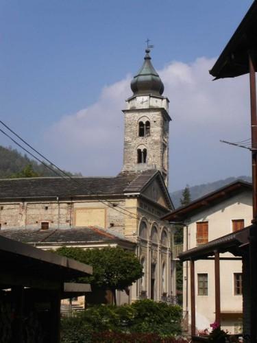 Monterosso Grana - chiesa di S. Pietro di Monterosso Grana