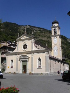 chiesa di San Bartolomeo, Fontane, frazione di Frabosa Soprana