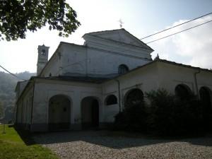 Santuario di Valmala, dedicato a Maria Santissima Madre della Misericordia