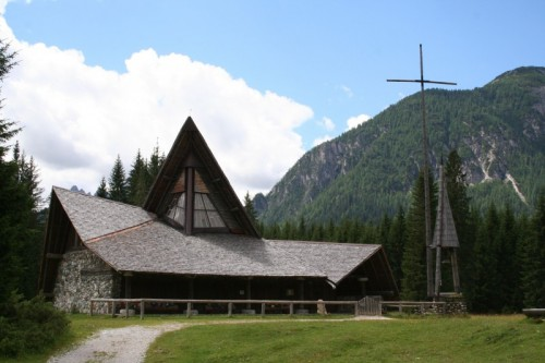 Vigo di Cadore - chiesetta in val visdende